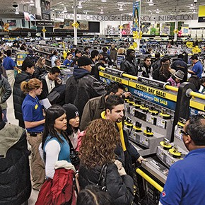 Best Buy's northern oasis