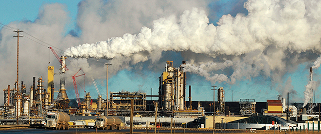 Harper's carbon tax smokescreen