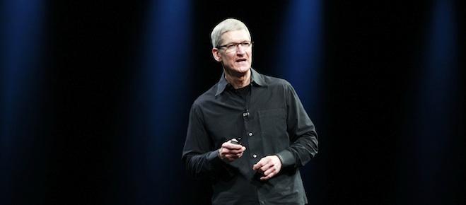 Apple Inc CEO Tim Cook. (/Stephen Lam/Reuters)