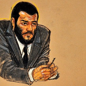 Omar Khadr goes into the unknown