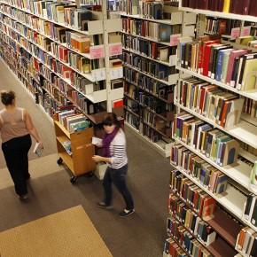 Memorial's library