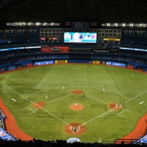 Toronto Blue Jays at the Rogers Centre nic_r/Flickr