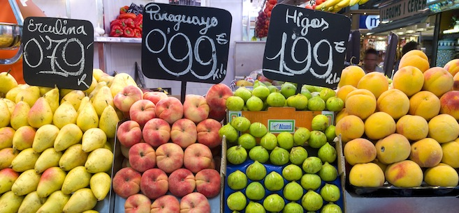 Surge in produce prices help push annual inflation up to 1.6%