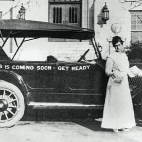 Aimee Semple McPherson (Toronto Star archives)