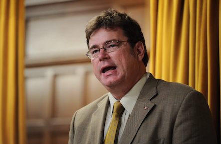 The independent MP for Edmonton-St.Albert and his bill