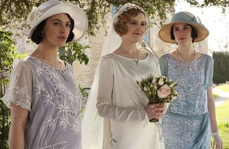 'Downton Abbey,' Season 3, Episode 2: fashion forward