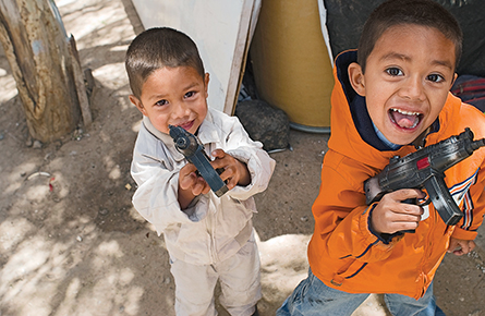 Mexico's baby gangsters