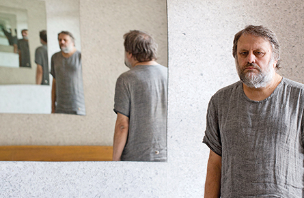 Slavoj Žižek, celebrity philosopher