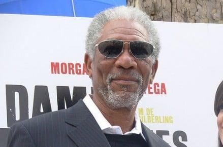B.C. student on the hunt for Morgan Freeman