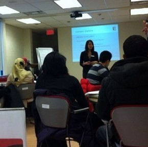 Cover Letter Workshop at York University