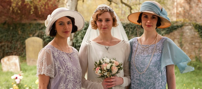 Downton Abbey,' season 3, episode 2: tiara time - Macleans ca