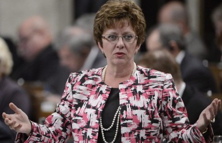 The Commons: Diane Finley's words are used against her