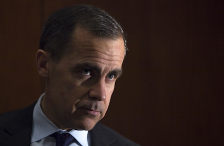 Why Mark Carney's unemployment peg is gutsier than the Fed's
