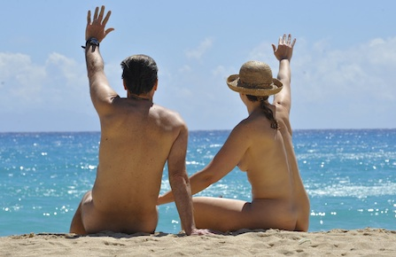 Largest naked cruise in history set to sail