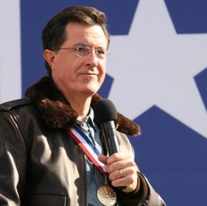 Stephen Colbert (cliff1066™/Flickr)