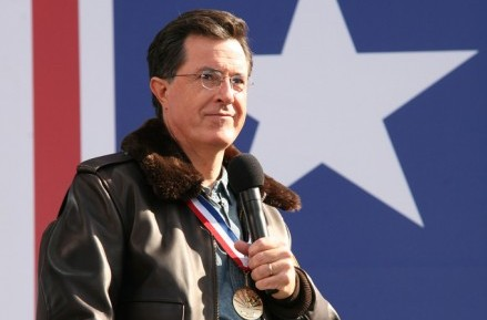 Colbert's convocation, energy drinks & #IWD