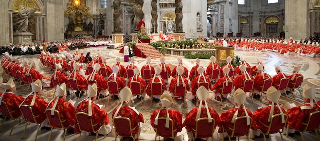 Image result for vatican cardinal enclave