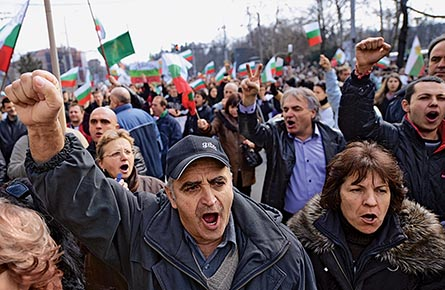 Spring awakening in Bulgaria