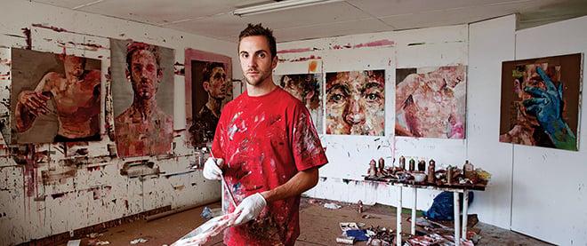 Andrew S Painting