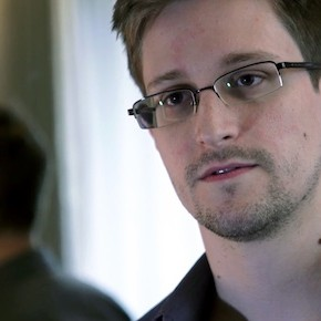 Edward Snowden (AP Photo/The Guardian)