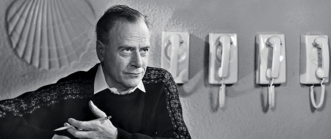 The lost McLuhan tapes