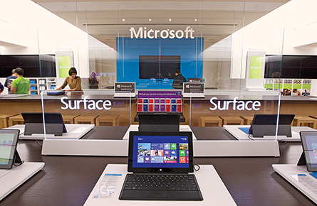 Reprogramming Microsoft