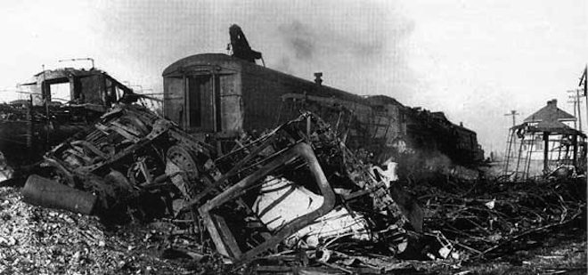 Dugald Train Disaster