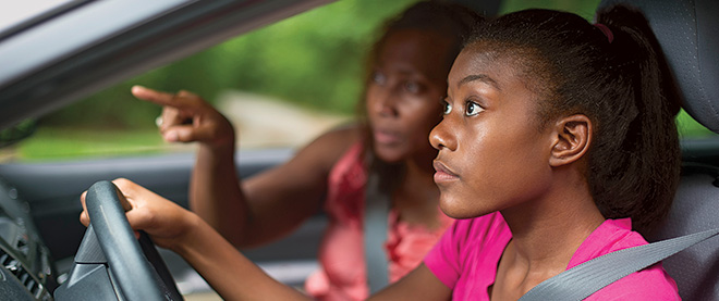 teen safe driving Driving tips and tools from state farm ® can help your new teen driver get started on the road review important safety information and the essential skills checklist, and simple insights.