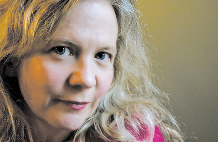 Rogers Writers' Trust Fiction Prize nominees: Lisa Moore