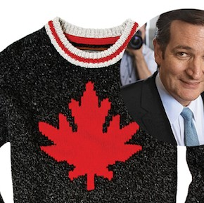 gift guide Ted Cruz