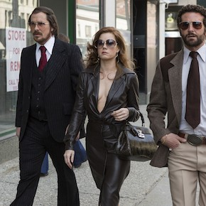 Golden Globe nominee American Hustle (Columbia Pictures)