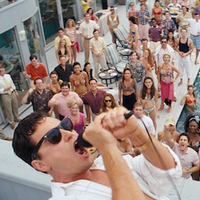 Leonardo DiCaprio in The Wolf of Wall Street (Paramount)