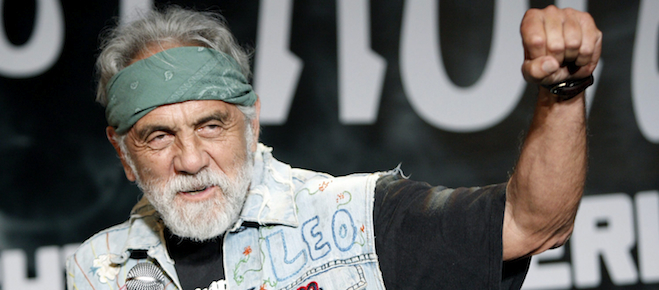new high undefeated x great deals Tommy Chong recalls his months in prison with the Wolf of ...