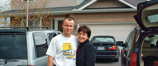 Russell Williams's wife knew he was a predator: victim - Macleans ca
