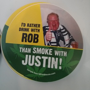 Rob Ford button