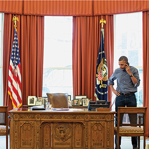 Pete Souza/White House/Reuters