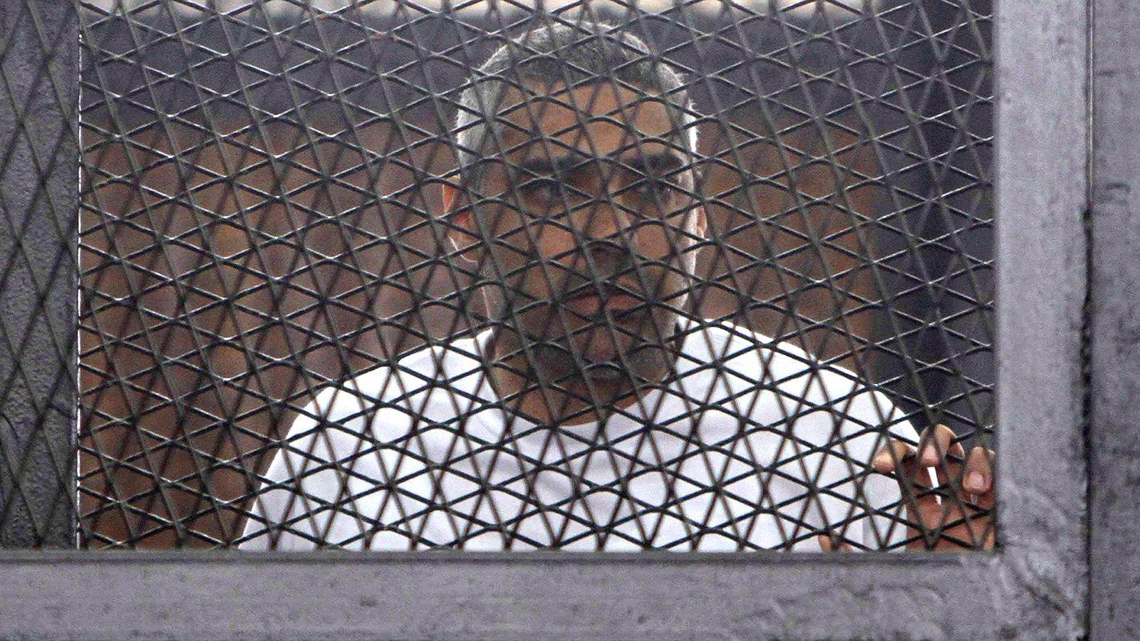 REUTERS/Al Youm Al Saabi Newspaper