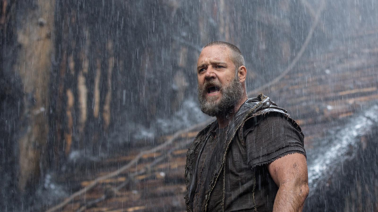 Russell Crowe in 'Noah'