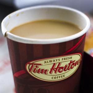Tim Hortons cup 300x300