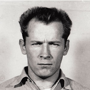 "Mugshot of James ""Whitey"" Bulger. Boston Police Department."