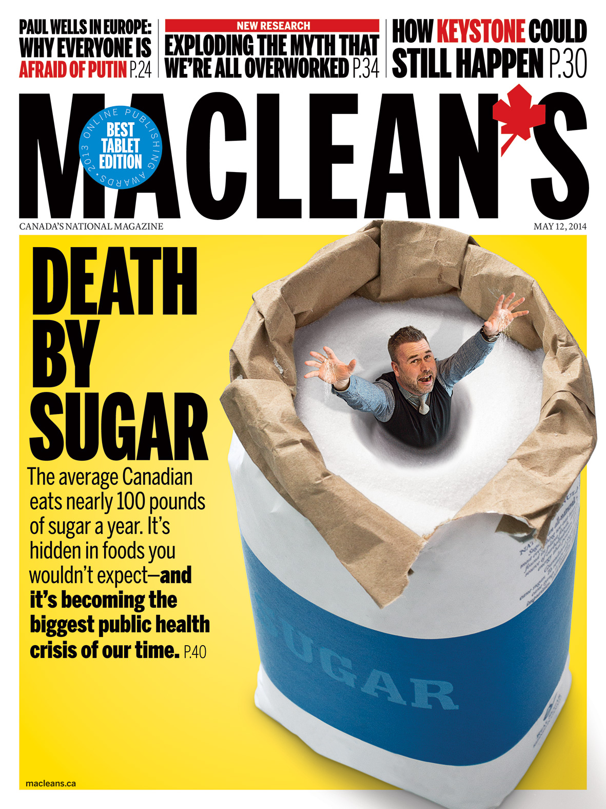 May 12, 2014 cover