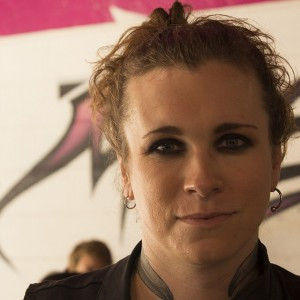Laura Jane Grace. (Photo by Adrian Lee)