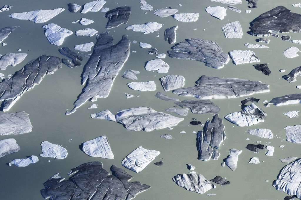 On thin ice: The Lillooet icefield rests in the Pacific ranges of the Coast Mountains in southwestern B.C