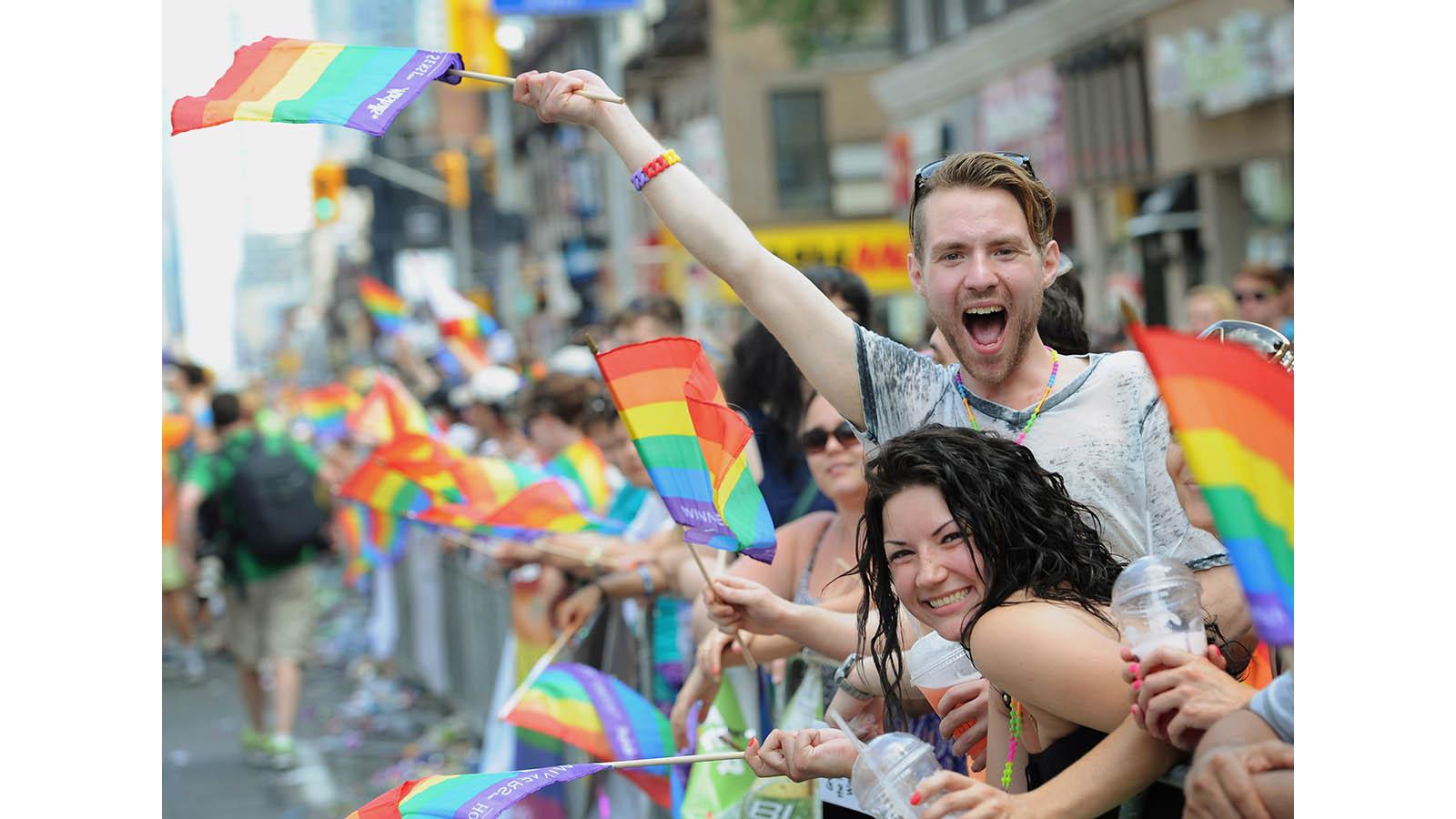 WorldPride Parade 2014