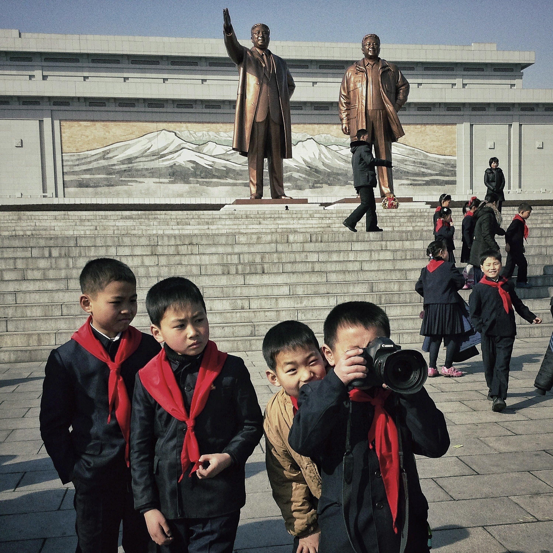 Pyongyang photo essay american soldiers photo essay