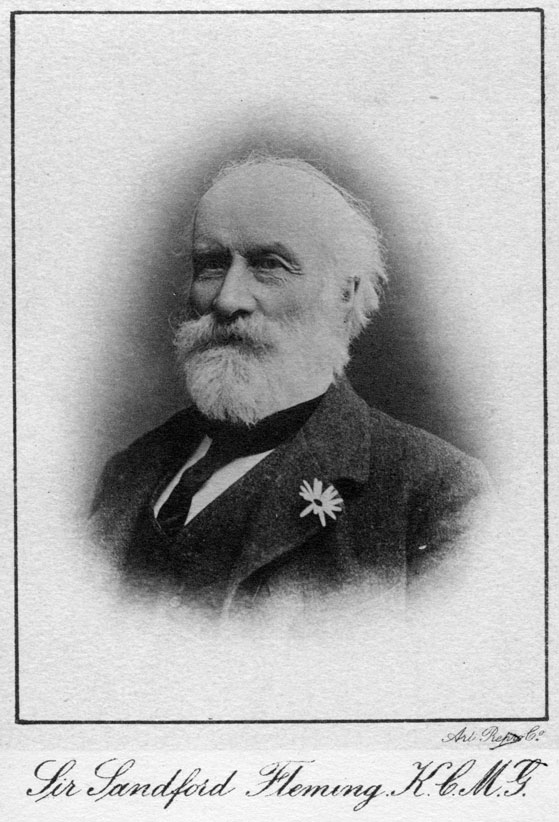 8 remarkable achievements of Sir Sandford Fleming