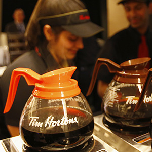 Tim Hortons: The Canadian icon Canadians won't work for