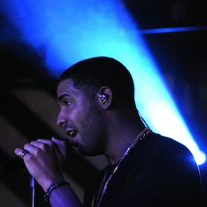 Drake performs at Bing Bar during the Sundance Film Festival in Park City