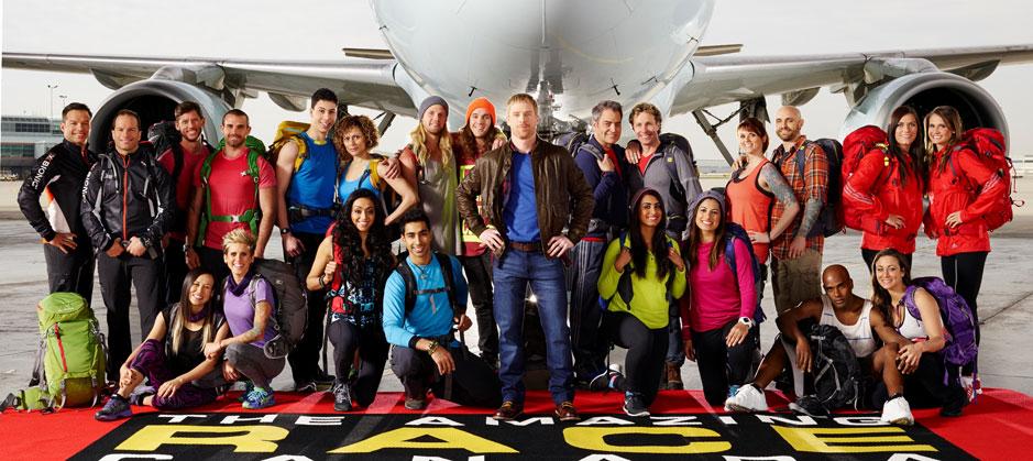 The Amazing Race Canada - Season 2
