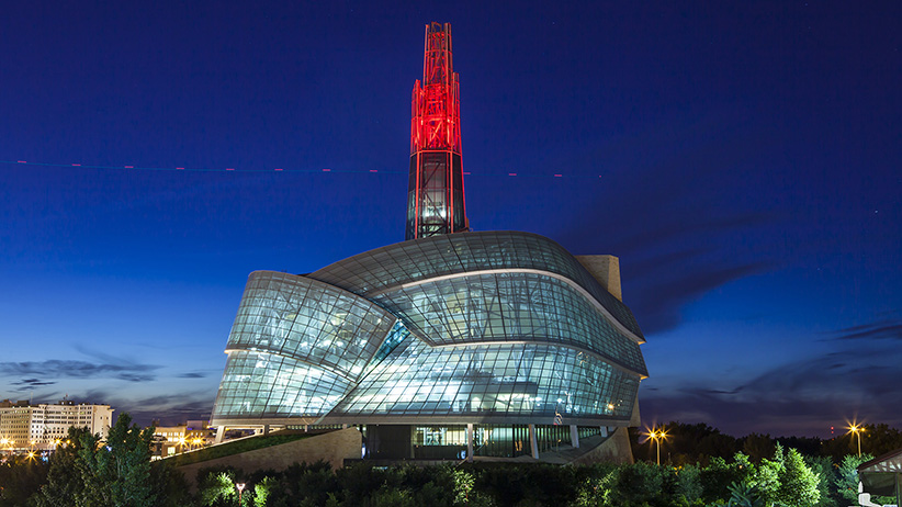 Aaron Cohen/Canadian Museum for Human Rights